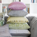 Variety of cushions for different decors